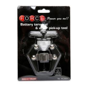 9C2001 Скоба, рамо на чистачка от FORCE качествени инструменти