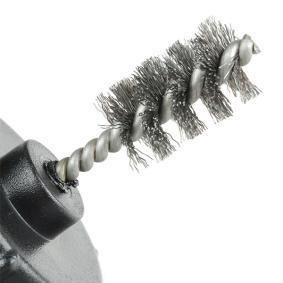 9U3002 Escova de arame, limpeza dos bornes da bateria económica