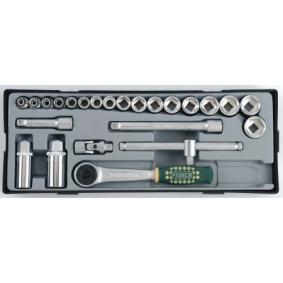 Jogo de ferramentas de FORCE T3251-72-5 24 horas