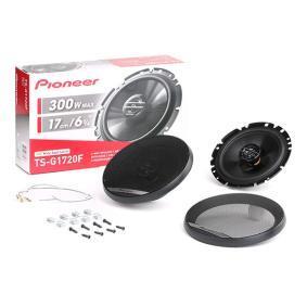 TS-G1720F Haut-parleurs pour voitures