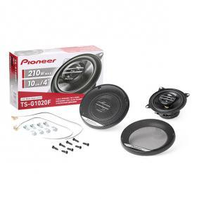 TS-G1020F Speakers for vehicles