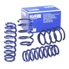 H&R Fahrwerksatz, Federn 29187-1