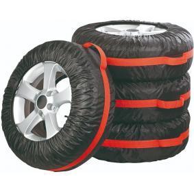 Juego de fundas para neumáticos para coches de EUFAB - a precio económico