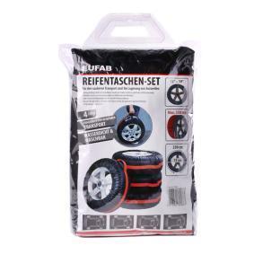 Pokrowce na opony do samochodów marki EUFAB: zamów online