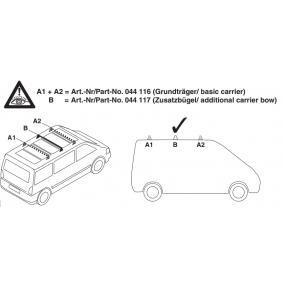 Dakrails voor auto van ATERA: voordelig geprijsd