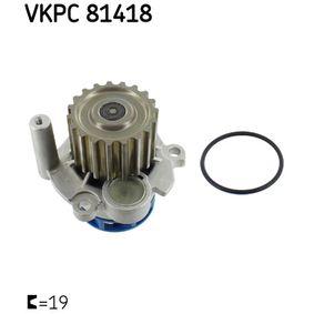 Водна помпа SKF (VKPC 81418) за VW GOLF Цени