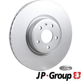Bremsscheibe JP GROUP Art.No - 1163114200 kaufen