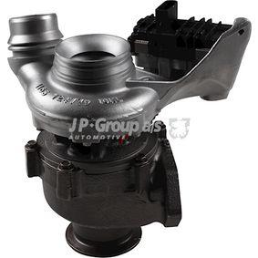 JP GROUP Abgasturbolader 1417403100