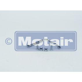 Turbocompresor, sobrealimentación MOTAIR Art.No - 600180 obtener