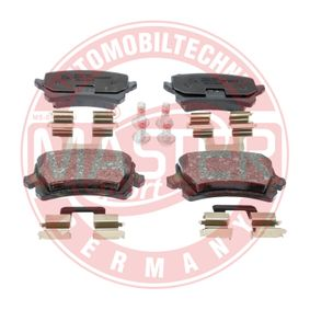 MASTER-SPORT Bremsbelagsatz, Scheibenbremse 4F0698451D für VW, AUDI, SKODA, SEAT, HONDA bestellen