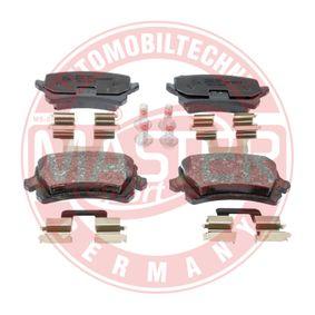 MASTER-SPORT Bremsbelagsatz, Scheibenbremse 5N0698451 für VW, AUDI, SKODA, SEAT, PORSCHE bestellen