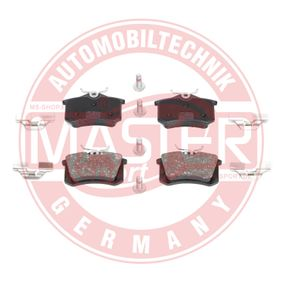 MASTER-SPORT Bremsbelagsatz, Scheibenbremse 1J0698451F für VW, AUDI, FORD, RENAULT, SKODA bestellen
