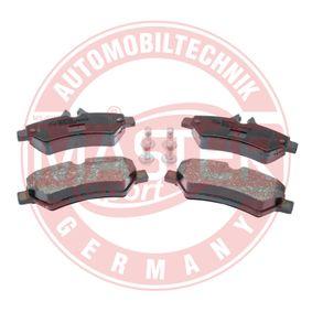 MASTER-SPORT Bremsbelagsatz, Scheibenbremse 2E0698451 für VW, MERCEDES-BENZ, AUDI, SKODA, SEAT bestellen