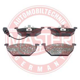 MASTER-SPORT Bremsbelagsatz, Scheibenbremse JZW698151 für VW, AUDI, SKODA, SEAT, SMART bestellen