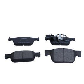 Bremsbelagsatz, Scheibenbremse MAXGEAR Art.No - 19-3596 OEM: 8W0698151AG für VW, AUDI, SKODA, SEAT kaufen