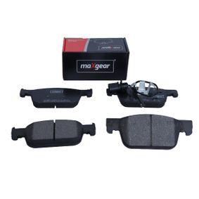 MAXGEAR Kit de plaquettes de frein, frein à disque 8W0698151Q pour VOLKSWAGEN, AUDI, SEAT, SKODA acheter