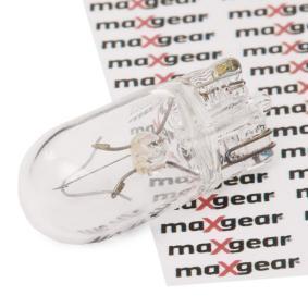78-0062 Glühlampe, Blinkleuchte von MAXGEAR Qualitäts Ersatzteile