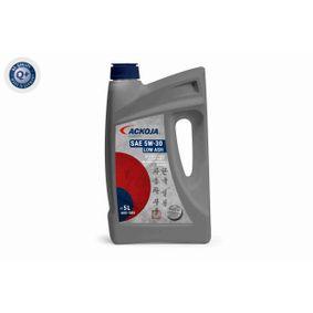 MERCEDES-BENZ S-Klasse Motoröl (A60-1001) von ACKOJA kaufen zum günstigen Preis