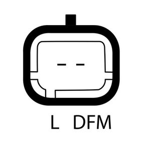 Generator LUCAS Art.No - LRA02226 OEM: 9646321780 für FIAT, PEUGEOT, CITROЁN, SUZUKI, ALFA ROMEO kaufen