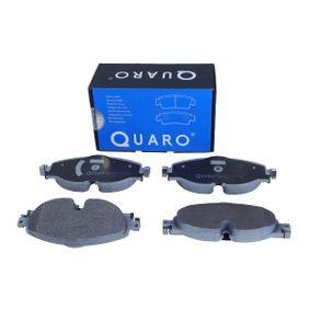 QUARO Kit de plaquettes de frein, frein à disque 5Q0698151D pour VOLKSWAGEN, AUDI, SEAT, SKODA acheter