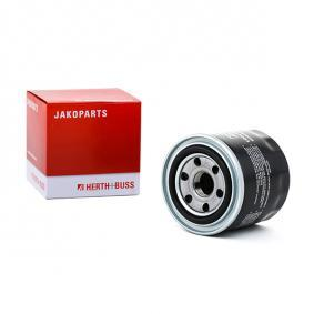 6 Hatchback (GH) HERTH+BUSS JAKOPARTS Oil filter J1317003