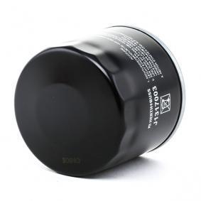 HERTH+BUSS JAKOPARTS Oil filter J1317003