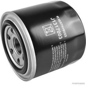 HERTH+BUSS JAKOPARTS Oil filter (J1317003)