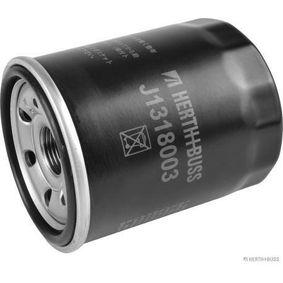 HERTH+BUSS JAKOPARTS Autoteile Ölfilter J1318003