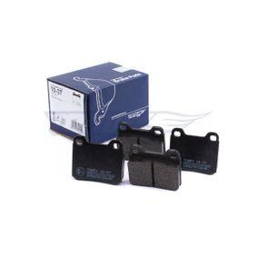 TOMEX brakes Bremsbelagsatz, Scheibenbremse A0014200120 für MERCEDES-BENZ bestellen