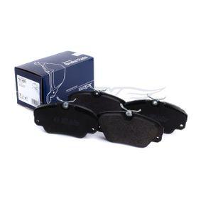 TOMEX brakes Bremsbelagsatz, Scheibenbremse 1605004 für OPEL, CHEVROLET, SAAB, CADILLAC, VAUXHALL bestellen