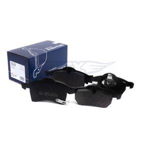 TOMEX brakes Bremsbelagsatz, Scheibenbremse 1605996 für OPEL, CHEVROLET, SAAB, VAUXHALL, HOLDEN bestellen