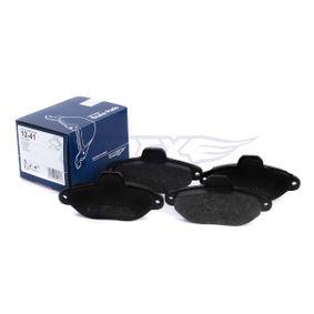 Disk pads TX 12-41 TOMEX brakes