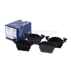 TOMEX brakes Bremsbelagsatz, Scheibenbremse A0004214210 für MERCEDES-BENZ bestellen