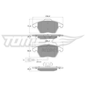 TOMEX brakes TX 13-11