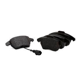 TOMEX brakes Kit de plaquettes de frein, frein à disque (TX 13-11) à bas prix