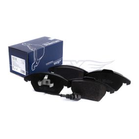 TOMEX brakes Kit de plaquettes de frein, frein à disque TX 13-11