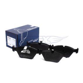 Bremsbelagsatz TX 13-18 TOMEX brakes