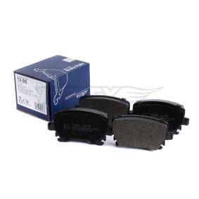 TOMEX brakes Bremsbelagsatz, Scheibenbremse 1K0698451D für VW, AUDI, FORD, SKODA, SEAT bestellen