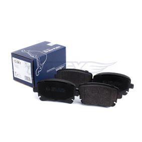 TOMEX brakes Bremsbelagsatz, Scheibenbremse 4B3698451A für VW, AUDI, SKODA, SEAT bestellen