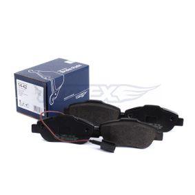 TOMEX brakes Bremsbelagsatz, Scheibenbremse 77364477 für OPEL, FIAT, ALFA ROMEO, LANCIA, ABARTH bestellen