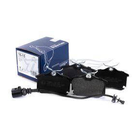 TOMEX brakes Bremsbelagsatz, Scheibenbremse 6Q0698451 für VW, AUDI, SKODA, SEAT, HONDA bestellen