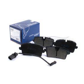 TOMEX brakes Kit de plaquettes de frein, frein à disque 4H0698451A pour VOLKSWAGEN, AUDI, SEAT, SKODA, PORSCHE acheter