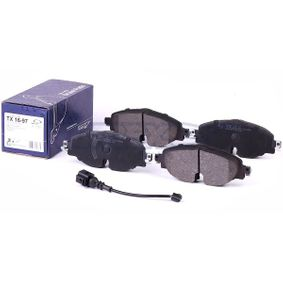 TOMEX brakes Kit de plaquettes de frein, frein à disque 5Q0698151B pour VOLKSWAGEN, AUDI, SEAT, SKODA acheter