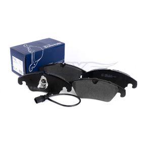 TOMEX brakes Bremsbelagsatz, Scheibenbremse 8K0698151H für VW, AUDI, SKODA, SEAT, PORSCHE bestellen