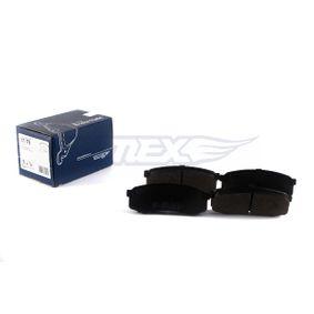 TOMEX brakes Bremsbelagsatz, Scheibenbremse 0446660020 für TOYOTA, MITSUBISHI, SUZUKI, LEXUS, WIESMANN bestellen