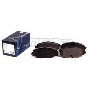 TOMEX brakes Kit de plaquettes de frein, frein à disque 5Q0698151D pour VOLKSWAGEN, AUDI, SEAT, SKODA acheter