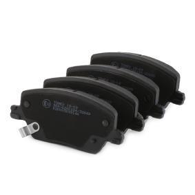 TOMEX brakes TX 18-09 Bremsbelagsatz, Scheibenbremse OEM - 77367628 FIAT, ALFAROME/FIAT/LANCI, OEMparts günstig