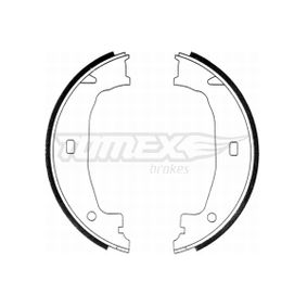 TOMEX brakes BMW 3er Trommelbremsen (TX 21-24)