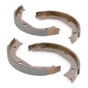 TOMEX brakes Trommelbremsen set (TX 21-25)