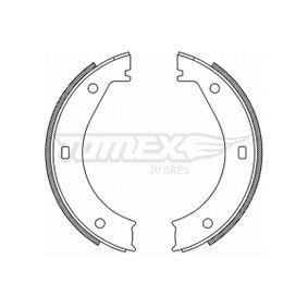 Trommelbremsen TOMEX brakes (TX 21-25) für BMW 3er Preise